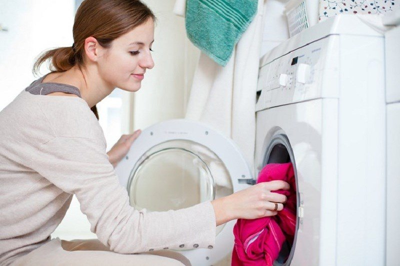 Giặt khi thực sự cần thiết