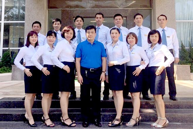 đồng phục Bảo Việt