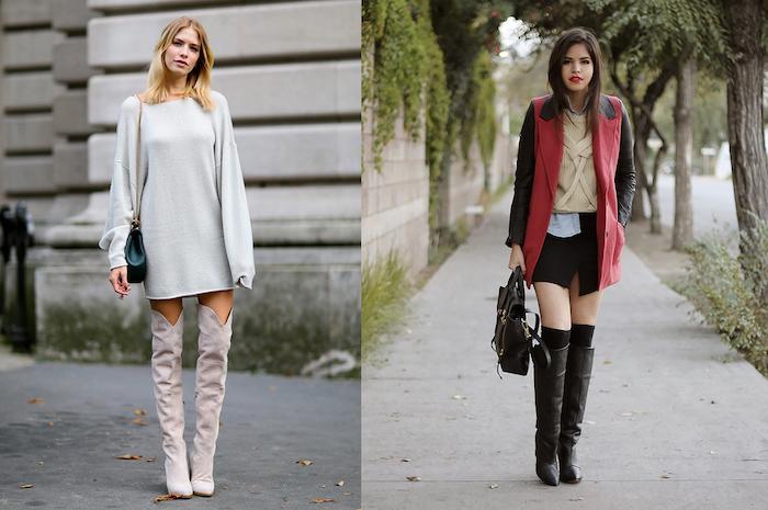 thời trang thu đông